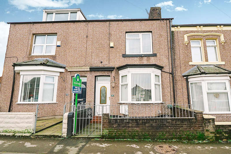 3 Bedrooms Semi Detached House for sale in Victoria Terrace, Maryport, CA15