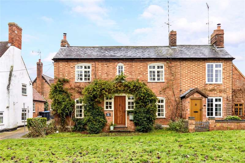 3 Bedrooms Semi Detached House for sale in The Green, Long Itchington, Southam, CV47