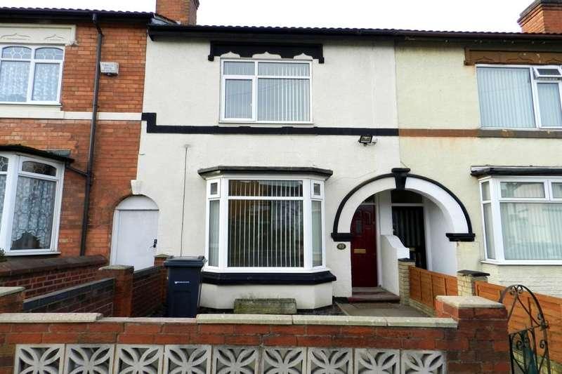 3 Bedrooms Property for rent in Asquith Road, Birmingham, B8