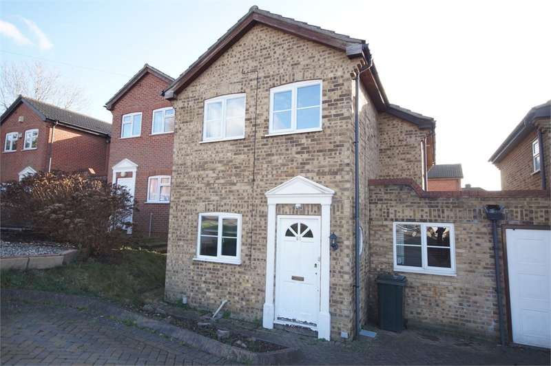 3 Bedrooms Link Detached House for sale in Cressingham Road, Reading, Berkshire