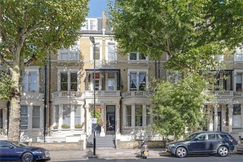 2 Bedrooms Flat for sale in WESTSIDE COURT, ELGIN AVENUE, LONDON