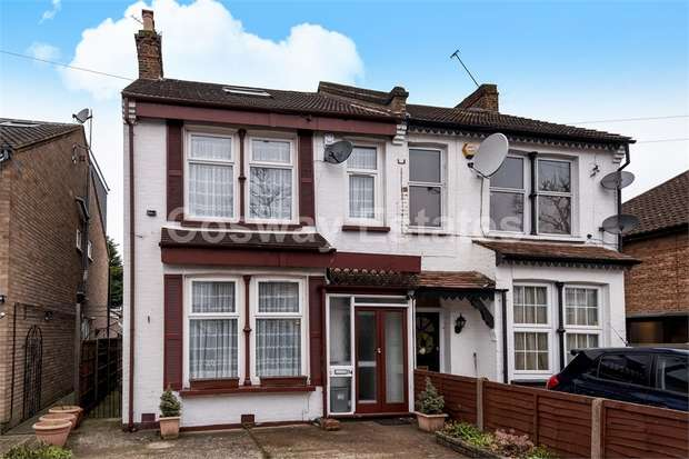 3 Bedrooms Semi Detached House for sale in Byron Road, LONDON