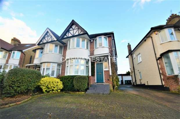 3 Bedrooms Semi Detached House for sale in Maxwelton Close, Mill Hill