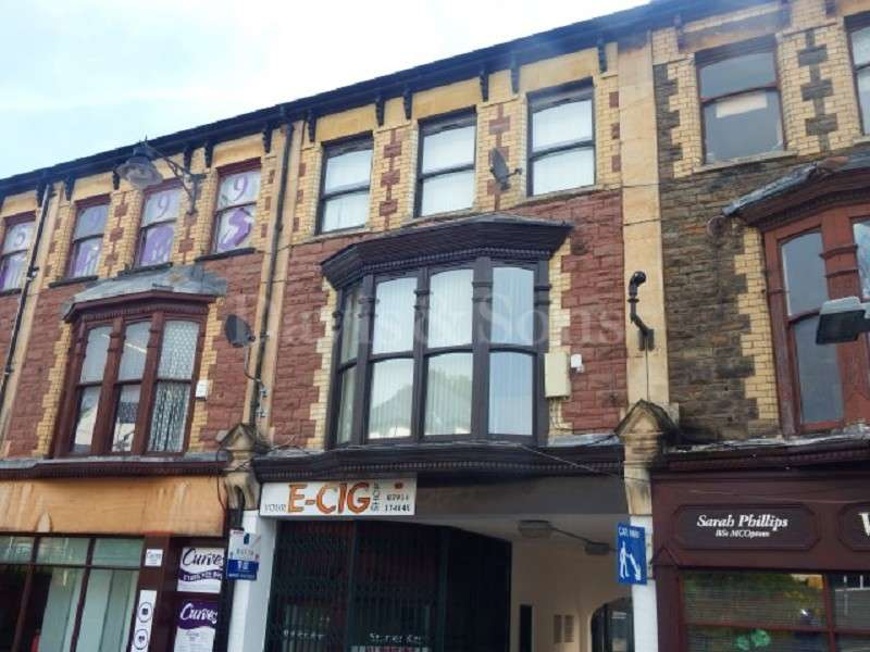 1 Bedroom Flat for rent in Osborne Road, Pontypool, Monmouthshire. NP4 6LU