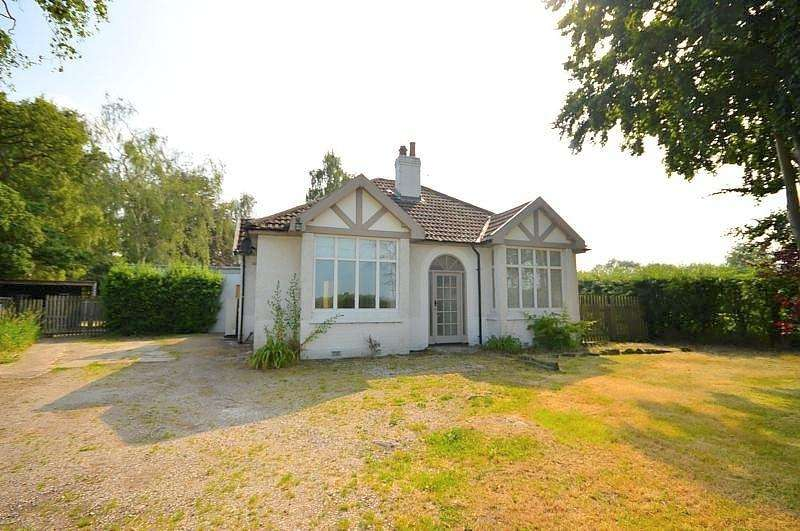 2 Bedrooms Detached Bungalow for sale in Tall Chimneys, Holmes Chapel Road, Allostock