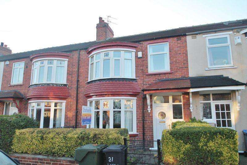 3 Bedrooms Terraced House for sale in Lancaster Road, Linthorpe