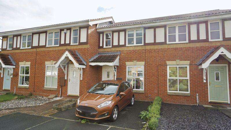 2 Bedrooms Terraced House for sale in Lansdowne Road, Forest Hall