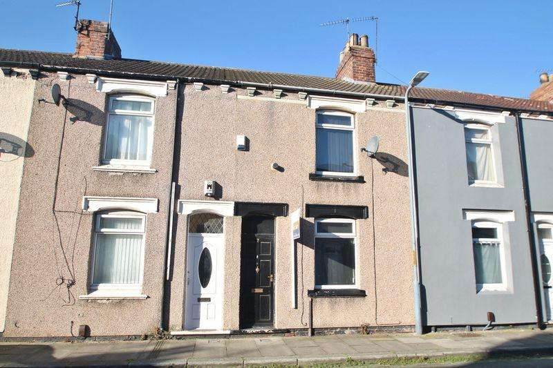 2 Bedrooms Terraced House for sale in Maria Street, North Ormesby