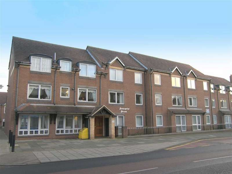 2 Bedrooms Retirement Property for sale in Homeprior House, Monkseaton, NE25