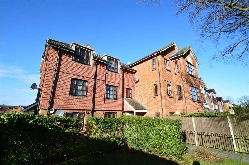 2 Bedrooms Apartment Flat for sale in Allder Way, South Croydon