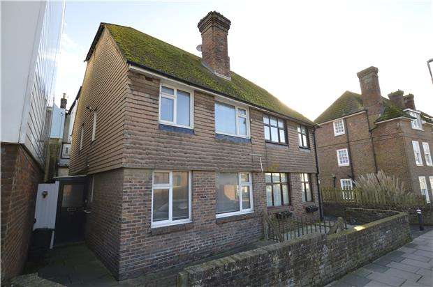3 Bedrooms Semi Detached House for sale in The Bourne, HASTINGS, East Sussex, TN34 3AY