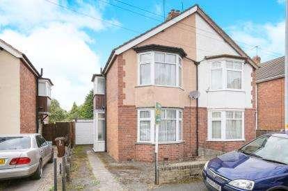 3 Bedrooms Semi Detached House for sale in Leyland Avenue, Merridale, Wolverhampton, West Midlands
