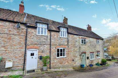 2 Bedrooms Terraced House for sale in Duncart Lane, Croscombe, Wells
