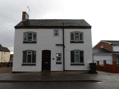 2 Bedrooms Terraced House for sale in Burton Road, Overseal, Swadlincote, Derbyshire