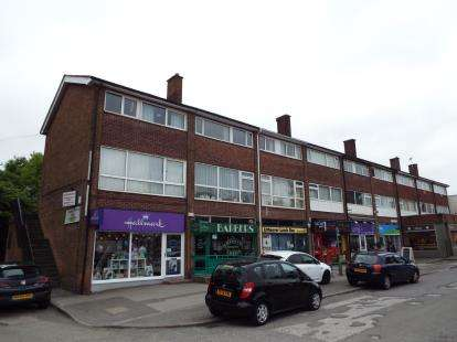 3 Bedrooms Maisonette Flat for sale in Northview, Burton Road, Derby, Derbyshire