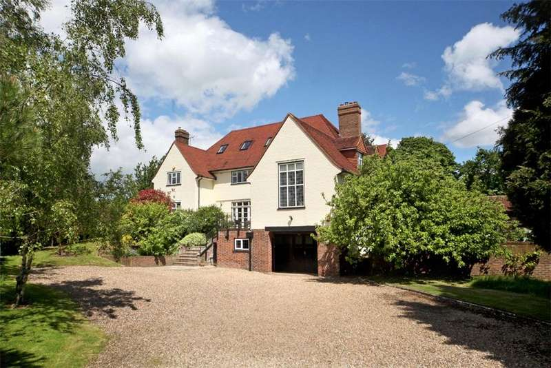 6 Bedrooms Detached House for sale in Whipsnade, Dunstable, Bedfordshire, LU6