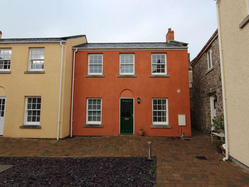 2 Bedrooms House for rent in Reads Garden, Axbridge, Somerset