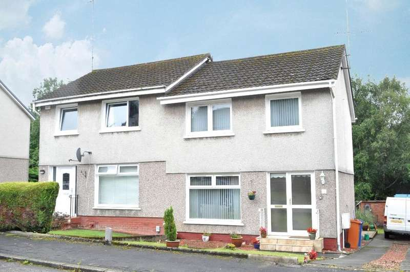 3 Bedrooms Semi Detached House for sale in Annick Drive, Bearsden, East Dunbartonshire, G61 1HH