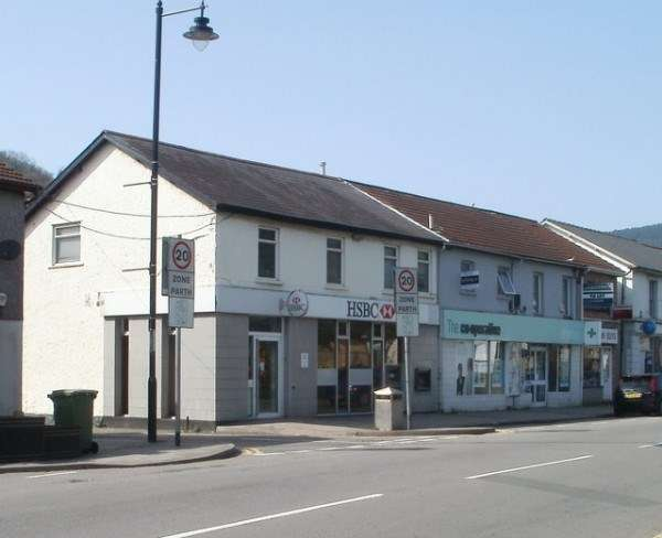 Commercial Property for sale in Tredegar Street, Risca, Newport, NP11