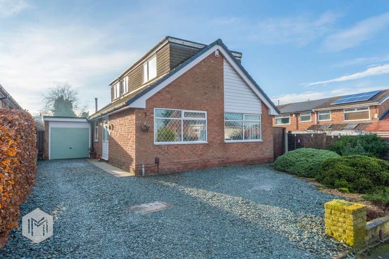 4 Bedrooms Detached Bungalow for sale in Down Green Road, Bolton, BL2