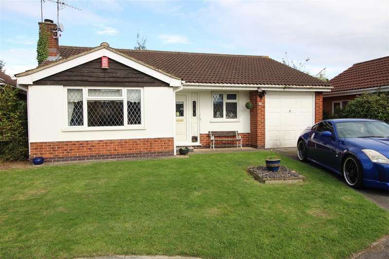 3 Bedrooms Bungalow for sale in Rothbury Avenue, Trowell