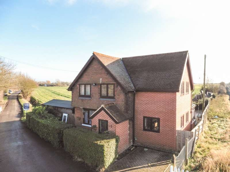 4 Bedrooms Detached House for sale in The Butts, Soham