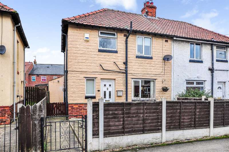 3 Bedrooms Semi Detached House for sale in Portholme Drive, Selby, YO8 4QF