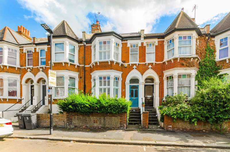 3 Bedrooms House for rent in Beresford Road, Harringay, N8