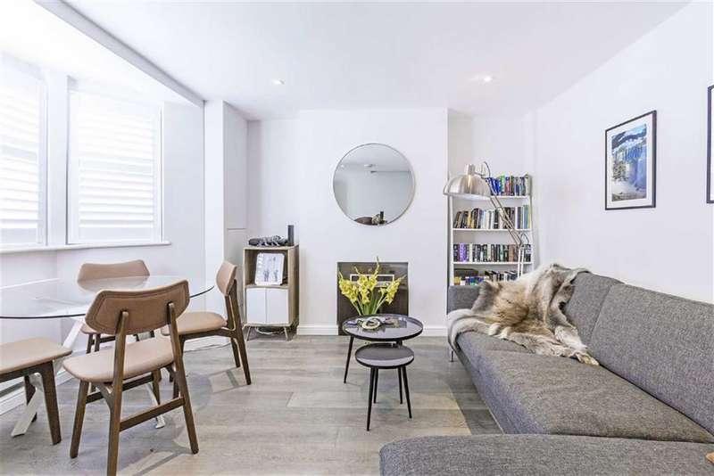 1 Bedroom Flat for sale in Ferndale Road, LONDON