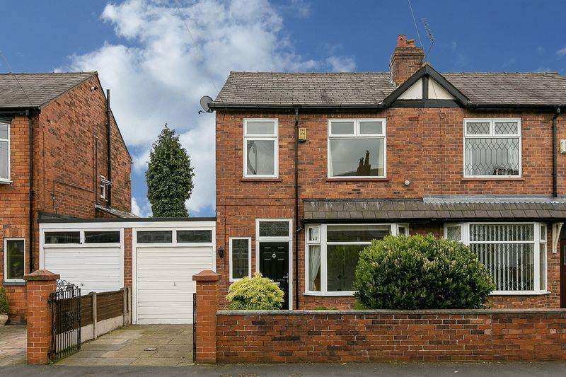 3 Bedrooms Semi Detached House for rent in Holme Terrace, Swinley, Wigan, WN1 2HG