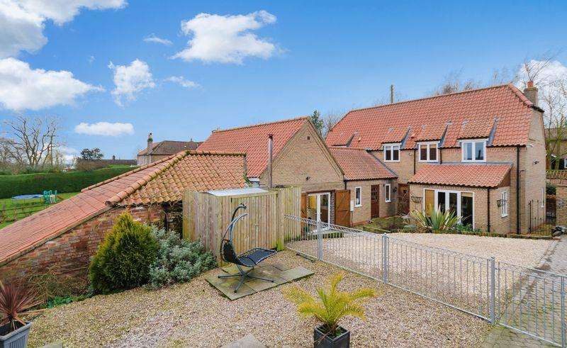 4 Bedrooms Detached House for sale in Oak Leaf Cottage, Barkwith Road, South Willingham