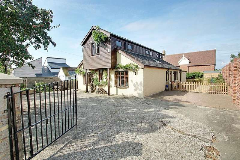 5 Bedrooms Detached House for sale in Wivenhoe