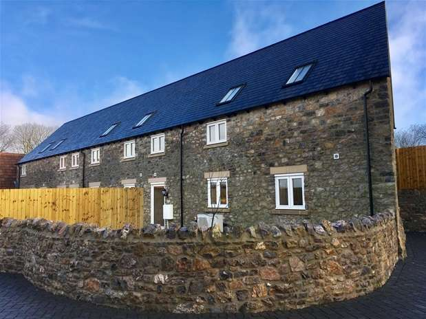 3 Bedrooms House for rent in Silverdale Court, Wells Road, Priddy