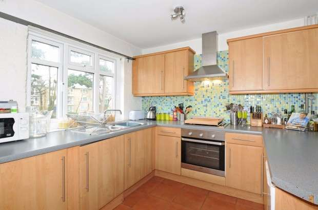2 Bedrooms Apartment Flat for sale in Cannon House Park Court, Lawrie Park Road, London, SE26