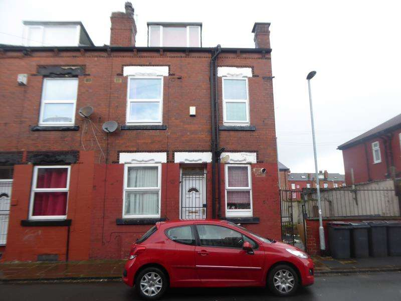 2 Bedrooms Terraced House for sale in Charlton Street, East End Park, LS9