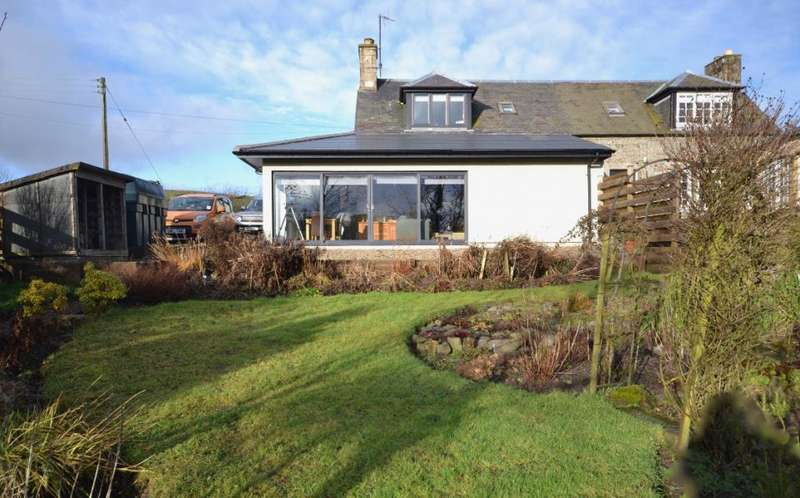 2 Bedrooms Cottage House for sale in 1, Drinkstone Farm Cottages Hawick, TD9 7NY