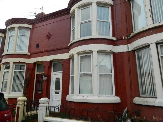 3 Bedrooms Terraced House for sale in Bankburn Road, Liverpool, L13
