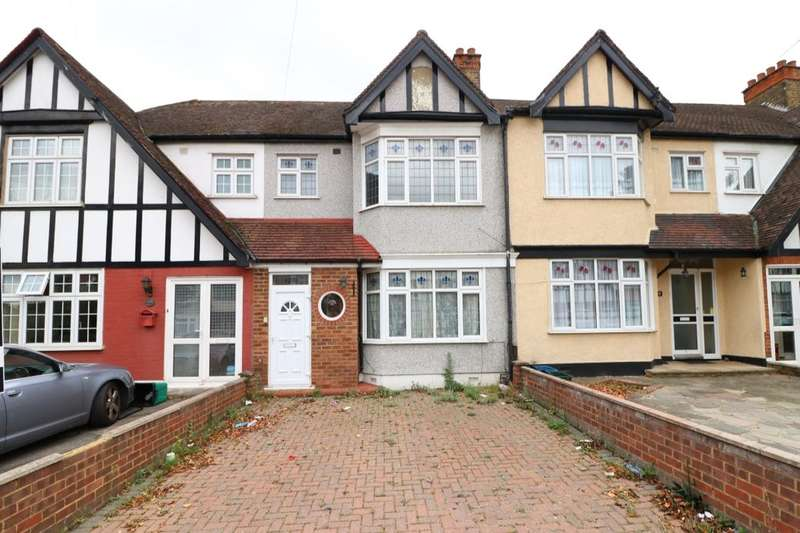 3 Bedrooms Terraced House for sale in Otley Drive, Ilford, IG2