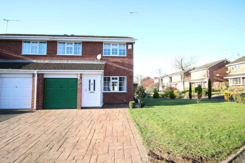 3 Bedrooms Semi Detached House for rent in Selkirk Drive, Holmes Chapel, Crewe, CW4