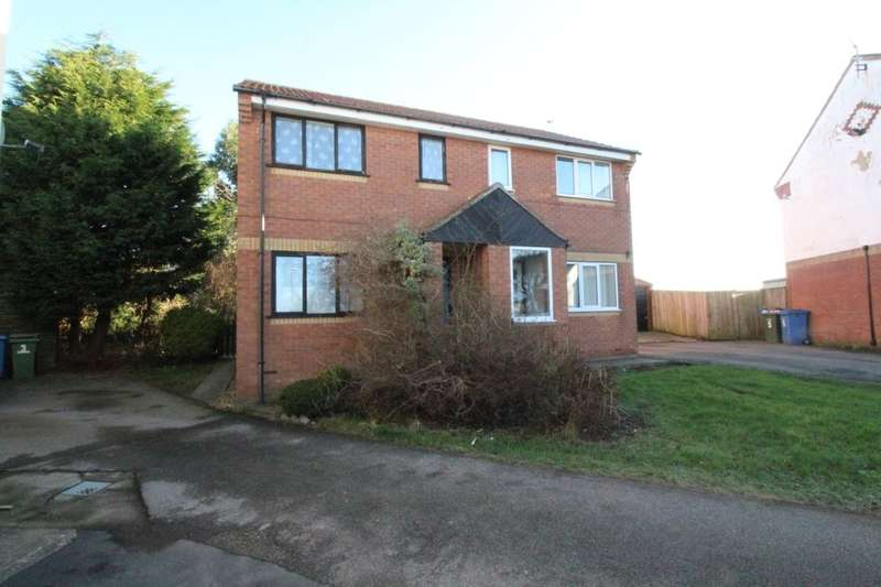 2 Bedrooms Semi Detached House for sale in Shire Fold, Eastfield, Scarborough, YO11
