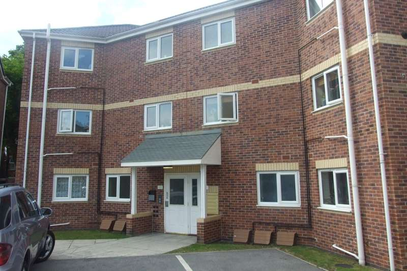 2 Bedrooms Flat for sale in Eccles Way, Nottingham, NG3