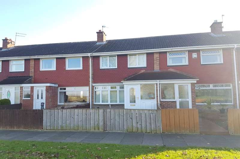 3 Bedrooms Property for sale in Stotfold Walk, Middlesbrough, TS5