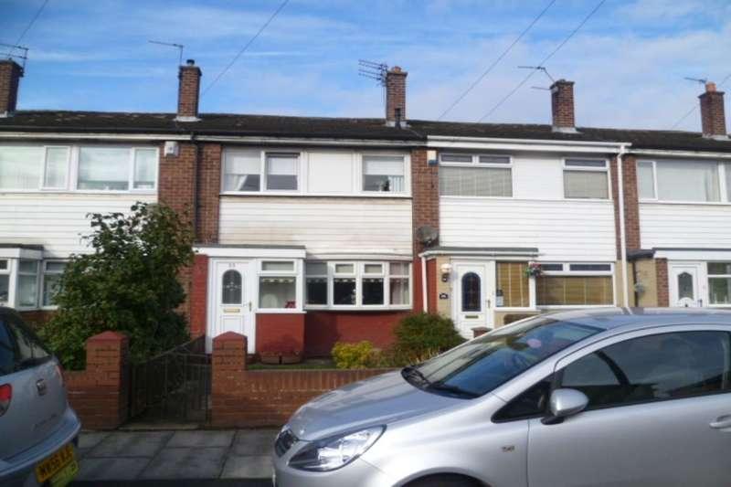 3 Bedrooms Terraced House for sale in Finchale Terrace, Jarrow, NE32