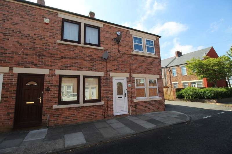 2 Bedrooms Terraced House for sale in Northbourne Road, Jarrow, NE32