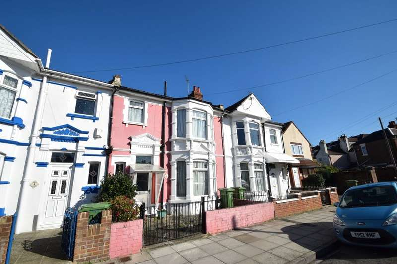 3 Bedrooms Terraced House for sale in Ophir Road, Portsmouth, PO2