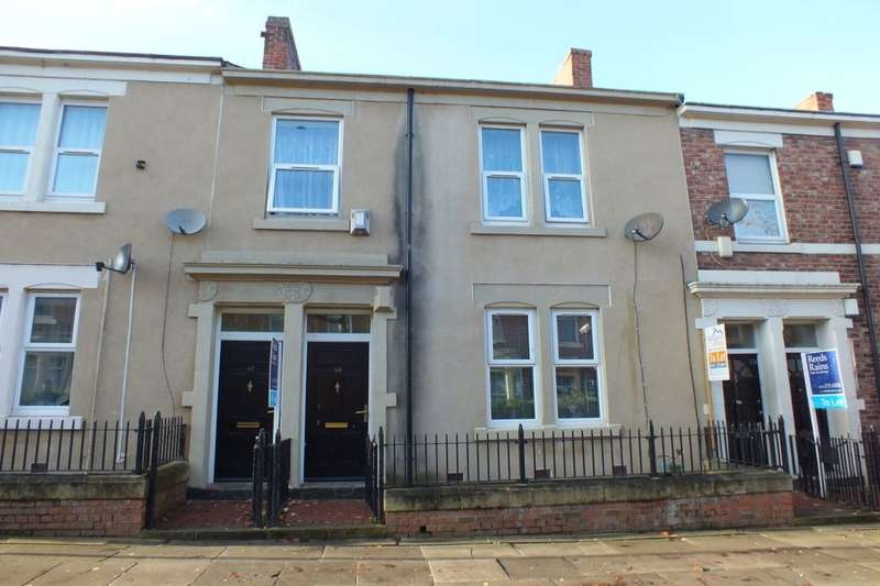 5 Bedrooms Flat for sale in Dilston Road, Newcastle Upon Tyne, NE4
