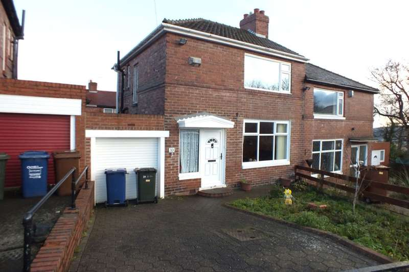 2 Bedrooms Semi Detached House for sale in Denhill Park, Newcastle Upon Tyne, NE15