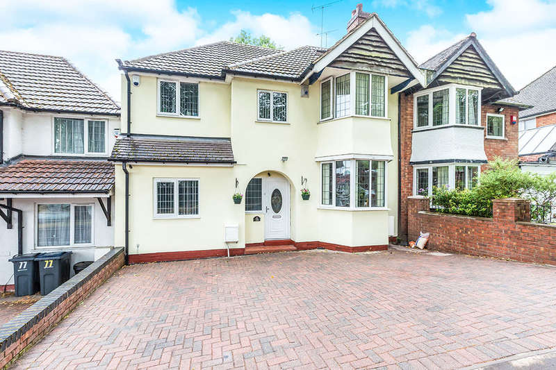 5 Bedrooms Semi Detached House for sale in Tixall Road, Birmingham, B28