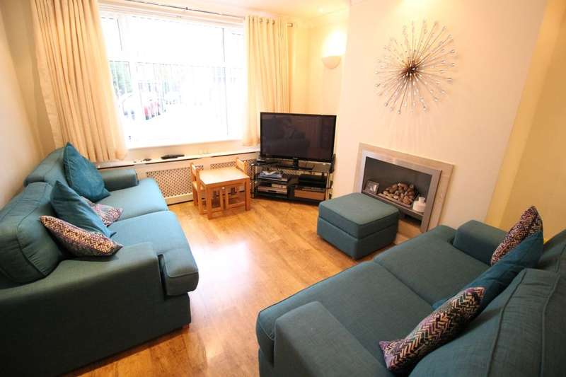 4 Bedrooms Semi Detached House for sale in Stafford Close, Bulkington, Bedworth, CV12