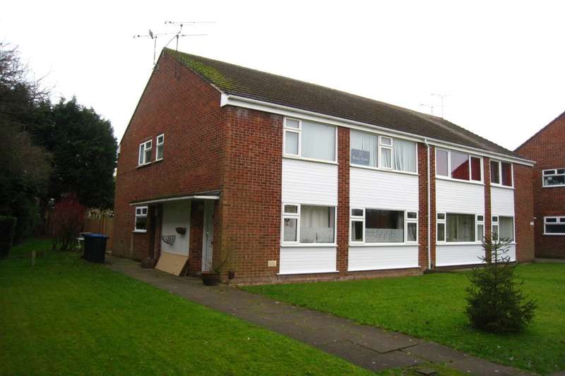 2 Bedrooms Flat for sale in A Greendale Road, Whoberley, Coventry, CV5